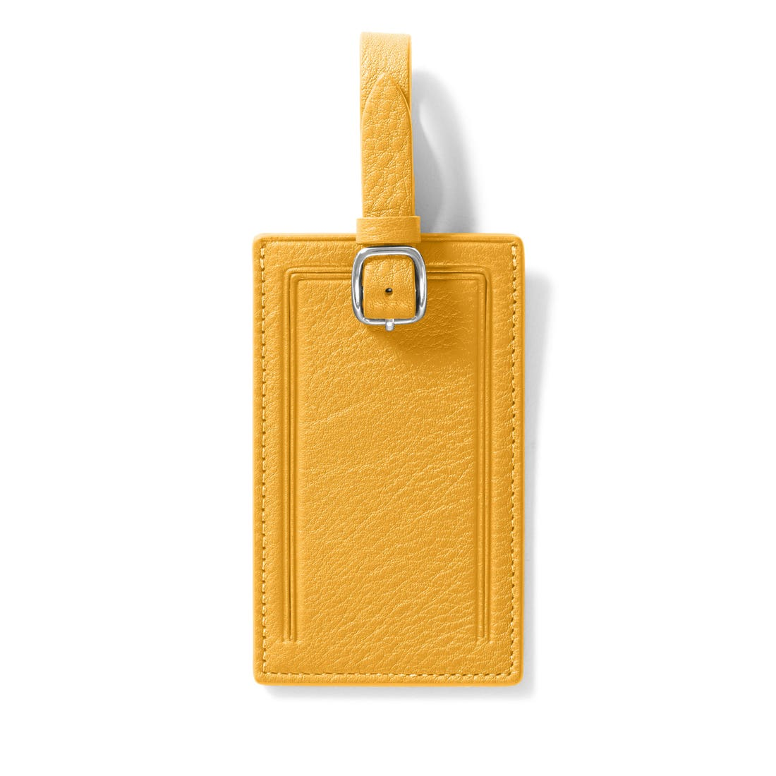 Standard Rectangular Luggage Tag