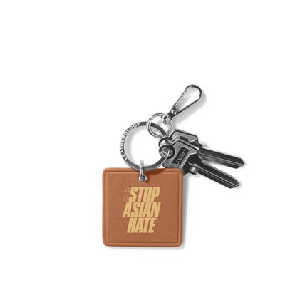 Stop Asian Hate Keychain