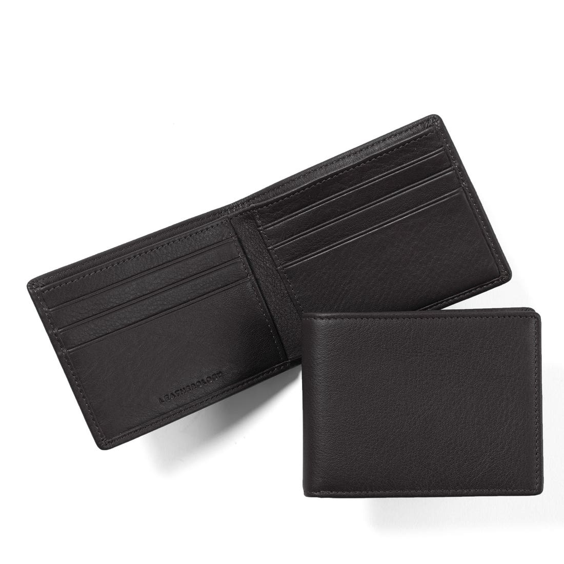 Thin Bifold Wallet