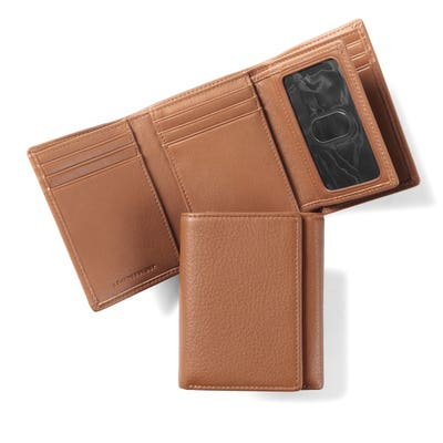Trifold with Card Wallet