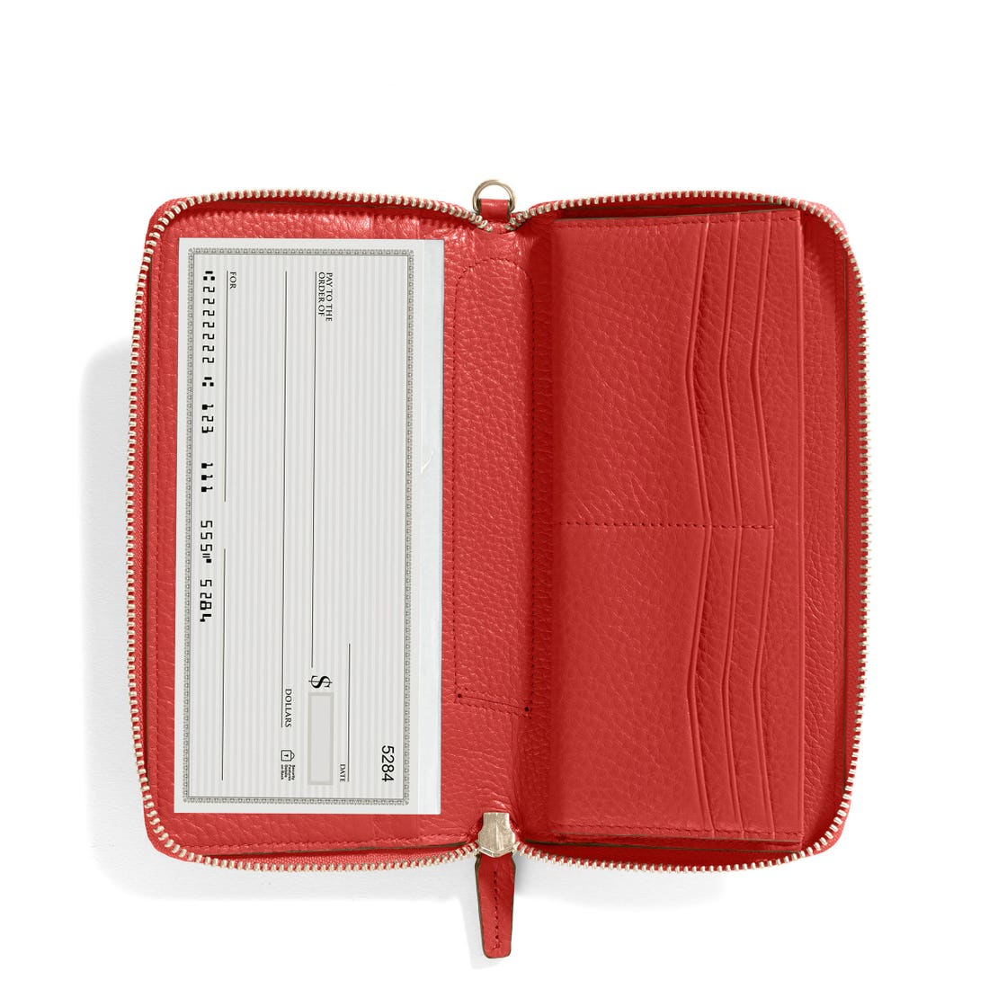 Windsor Checkbook Wallet