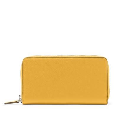 Windsor Flat Zip Wallet