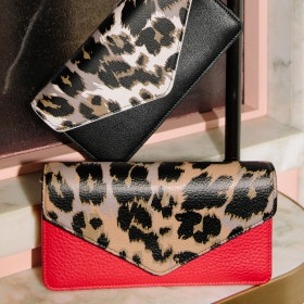 DVF x Leatherology Collection
