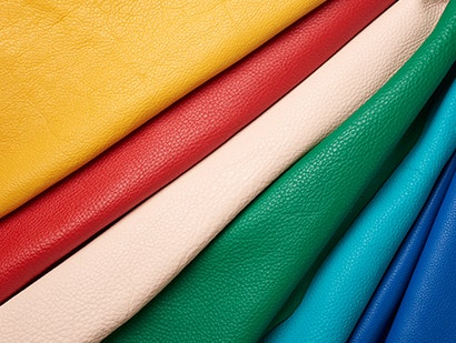 Learn about our leathers