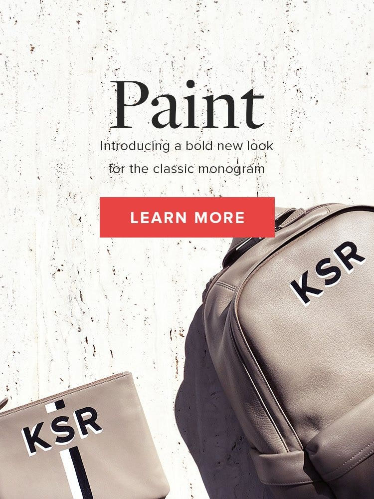 Introducing Hand Paint Personalization!