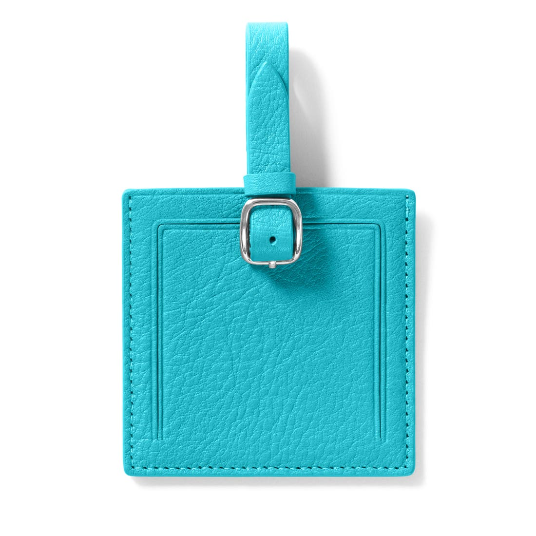 Small Square Luggage Tag
